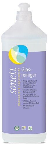 D264 Płyn do mycia okien - opakowanie uzupełniające 1 litr