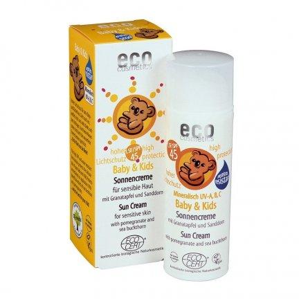 C471 Krem na słońce faktor SPF 45 dla dzieci i niemowląt