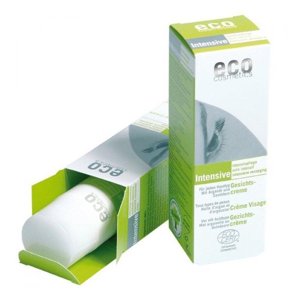 Eco Cosmetics Intensive - krem do twarzy intensywnie pielęgnujący 50 ml