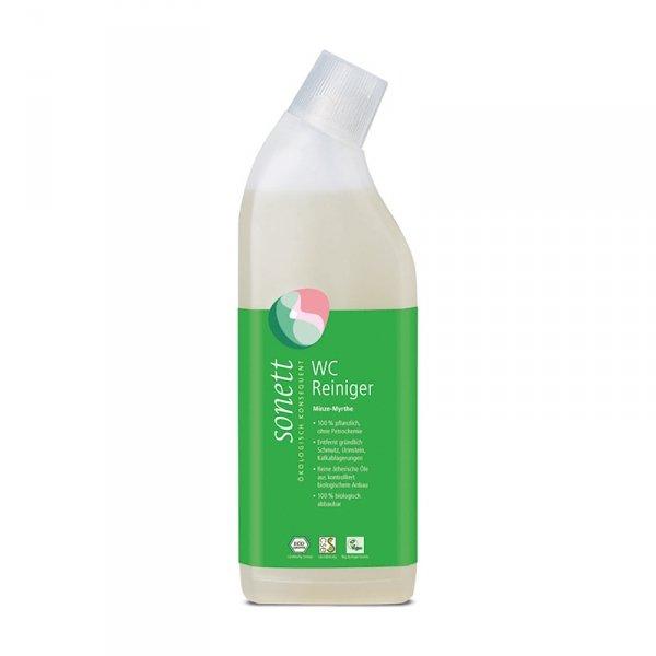 Płyn do WC Mięta - Mirt 750 ml