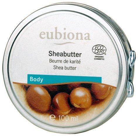 Eubiona 100% masło shea BIO 100 ml