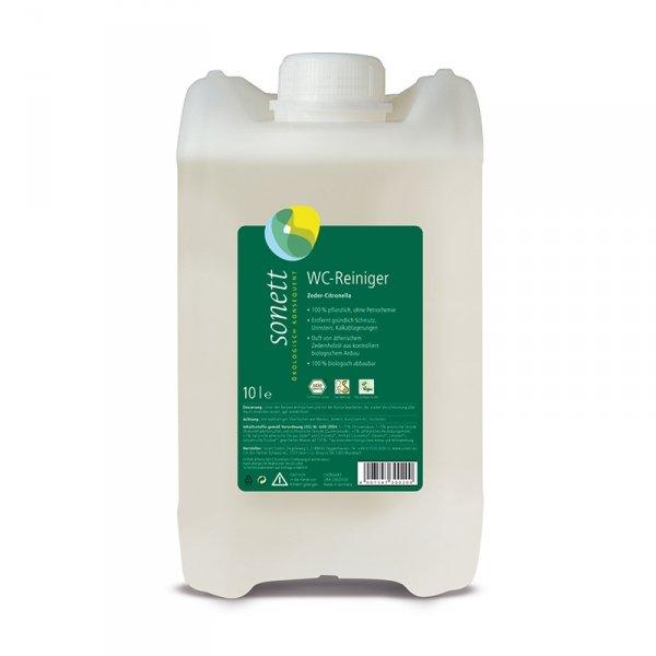 Sonett Płyn do WC Cedr - Cytronella 10 litrów (na zamówienie: 14-30dni)
