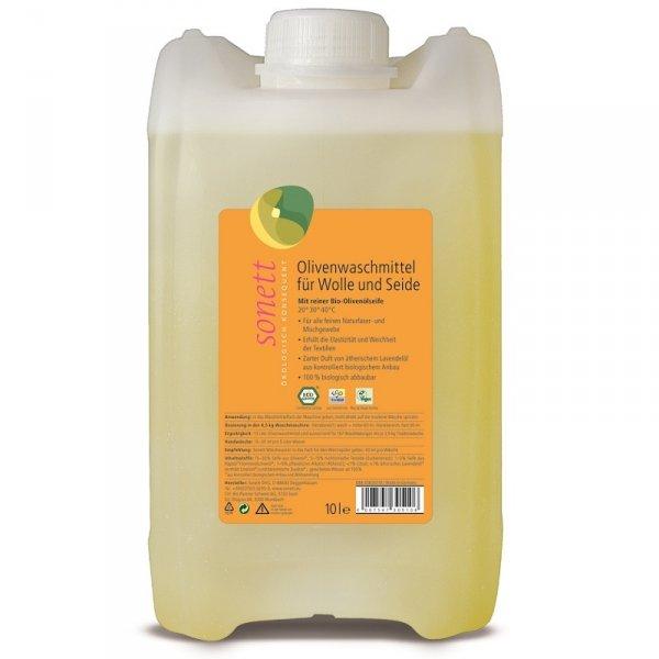 Płyn do prania wełny i jedwabiu 10 litrów (na zamówienie: 14-30dni)
