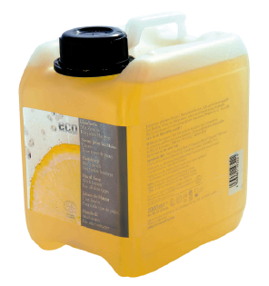 Eco Cosmetics Mydło w płynie Z CYTRYNĄ - opakowanie uzupełniające 2 litry
