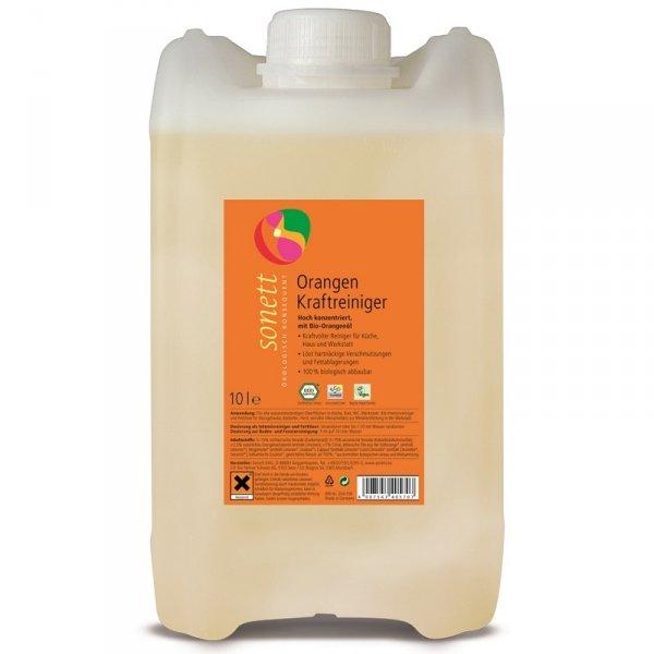 Sonett Płyn do trudnych zabrudzeń intensywnie odtłuszczający 10 litrów (na zamówienie: 14-30dni)
