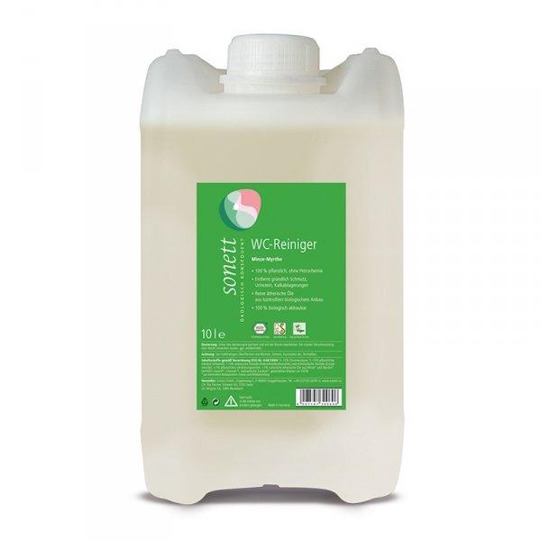 Sonett Płyn do WC Mięta - Mirt 10 litrów (na zamówienie: 14-30dni)