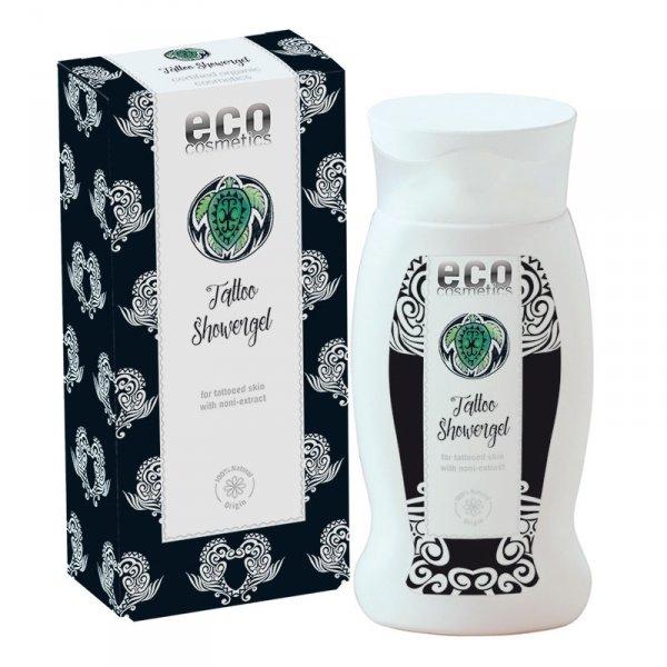 Eco Cosmetics Żel pod prysznic dla skóry z tatuażami z ekstraktem z noni Tattoo Care 200 ml