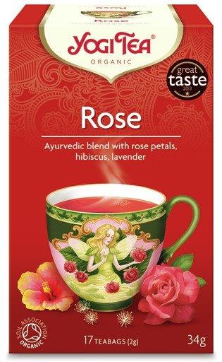 Yogi Tea Różana