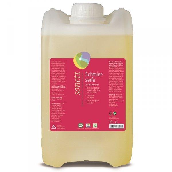 Sonett Mydło do podłóg 10 litrów (na zamówienie: 14-30dni)