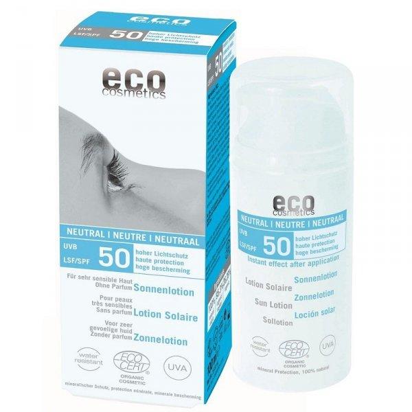 Emulsja na słońce SPF 50 NEUTRAL 100 ml
