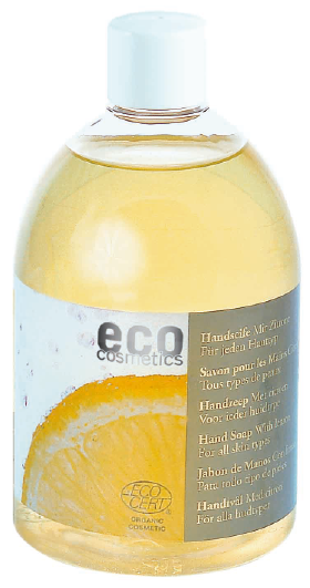 Mydło w płynie Z CYTRYNĄ - opakowanie uzupełniające 500 ml