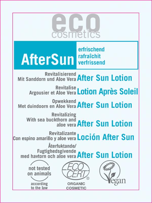 AfterSun balsam po opalaniu - próbka 3 ml