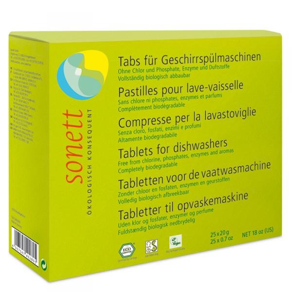 Tabletki do zmywarki 25 szt. 500 g