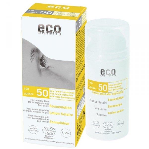 Emulsja na słońce SPF 50 100 ml