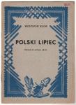 Klon Wojciech - Polski lipiec. Sztuka w jednym akcie.