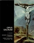 Grabski Józef - Opus Sacrum. Wystawa ze zbiorów Barbary Piaseckiej-Johnson.