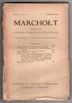 Marchołt. Kwartalnik poświęcony sprawom literatury i kultury. R.3, nr 3(11): IV 1937.