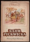 Dickens Karol - Klub Pickwicka. T.1-4 (w 2 wol.).
