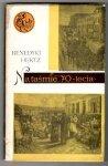 Hertz Benedykt - Na taśmie 70-lecia. Zebrał i opracował Ludwik B.Grzeniewski. [Okładkę i obwolutę proj. Ewa Frysztak-Witowska]