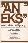 Aneks - kwartalnik polityczny. Nr 32.