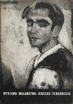[katalog]. Związek Polskich Artystów Plastyków, Centralne Biuro Wystaw Artystycznych. Wystawa malarstwa Jerzego Fedkowicza 1891-1959, II 1961
