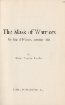 Korwin-Rhodes Marta - The Mask of Warriors.