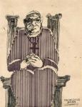 KOWAL Jerzy - Ilustracje ... do książki Jana Potockiego pt. Rękopis znaleziony w Saragossie.