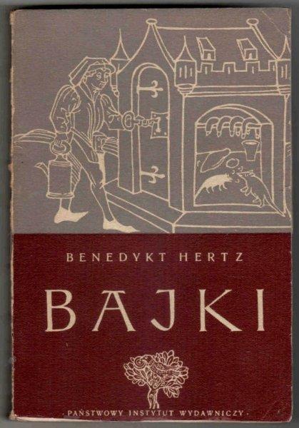 Hertz Benedykt - Bajki