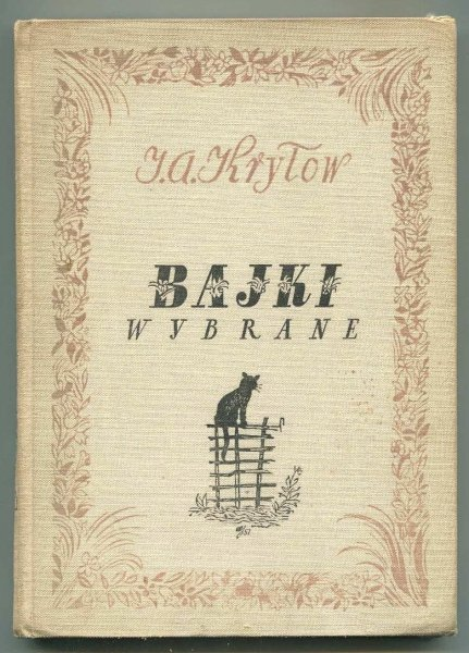 Kryłow Iwan - Bajki wybrane.