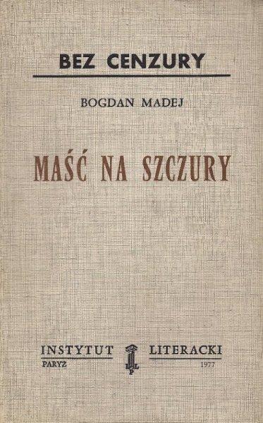 Madej Bogdan - Maść na szczury.