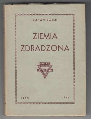 Bojer Johan - Ziemia zdradzona.