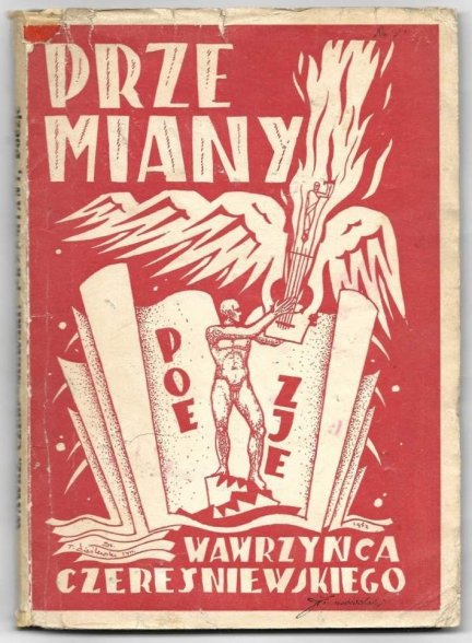 Czereśniewski Wawrzyniec - Przemiany. Poezyj tom drugi.