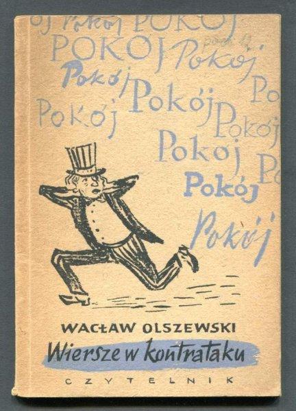 Olszewski Wacław - Wiersze w kontrataku.
