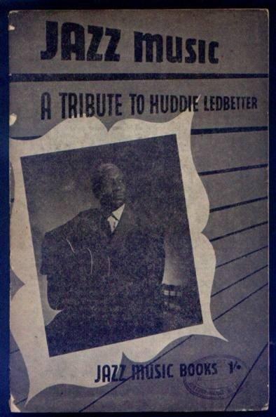 Jazz Music. A Tribute to Huddie Ledbetter