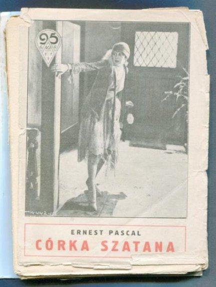Pascal Ernest - Córka szatana.