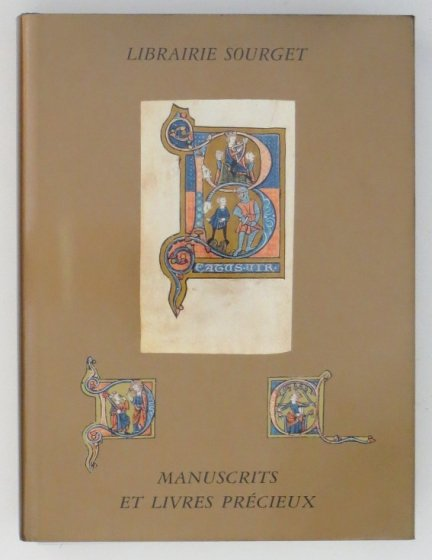 SOURGET. Librairie Patrick et Elisabeth Sourget. Nr 24
