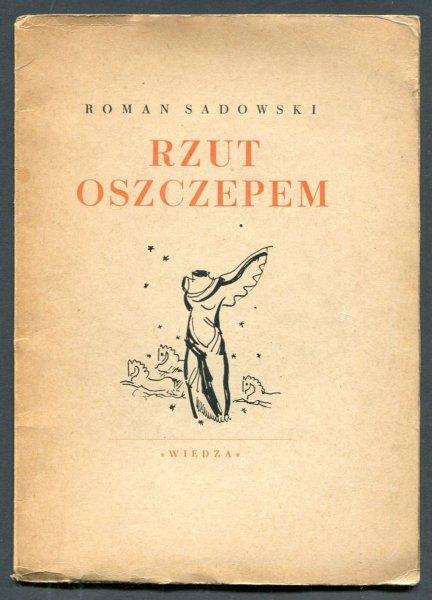 Sadowski  Roman - Rzut oszczepem.