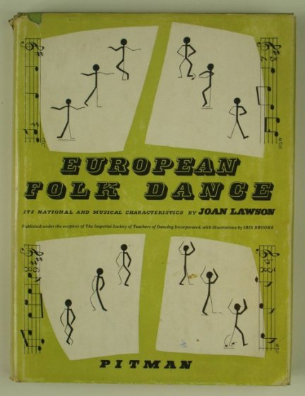LAWSON Joan - European Folk Dance