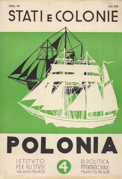 Stati e Colonie. Polonia. Nr XV: 1936.