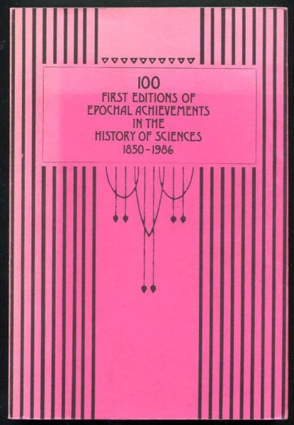 [Katalog]. Interlibrum, Buchantiquariat. Catalogue 311: 100 First Editions of Epochal Achievements in the History of Sciences 1850-1986 (i trzy inne katalogi)