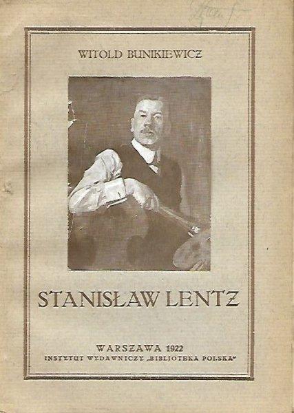 Bunikiewicz Witołd - Stanisław Lentz