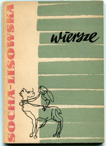 Socha-Lisowska Teresa - Wiersze.