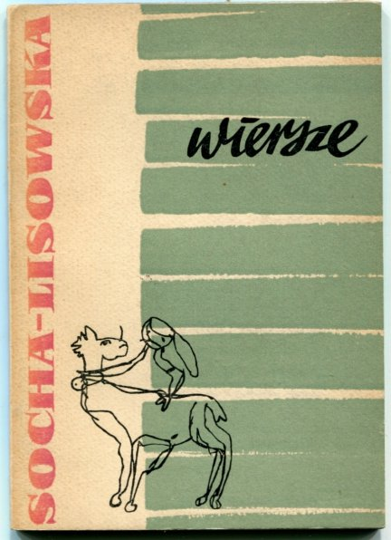 Socha Lisowska Teresa Wiersze Poezja I Dramaty Literatura