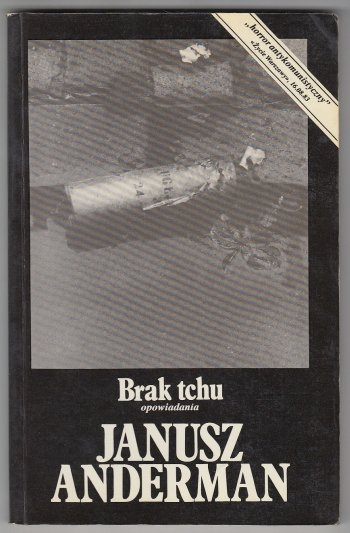 Anderman Janusz - Brak tchu.