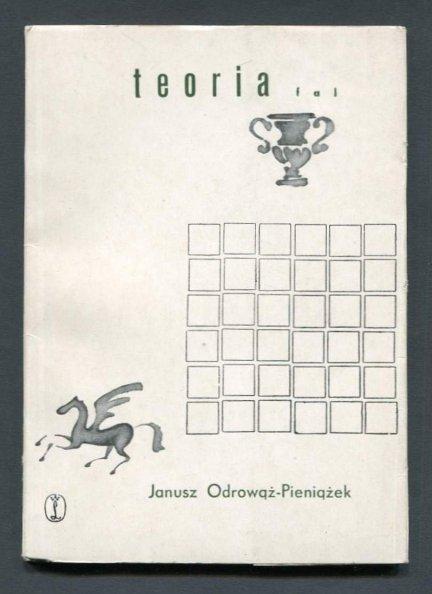 Odrowąż-Pieniążek Janusz - Teoria fal.
