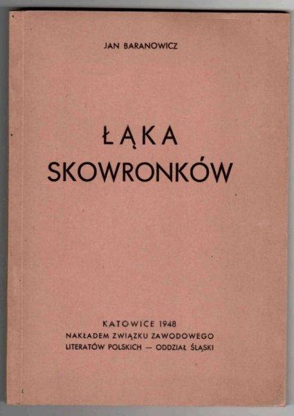 Baranowicz Jan - Łąka skowronków.