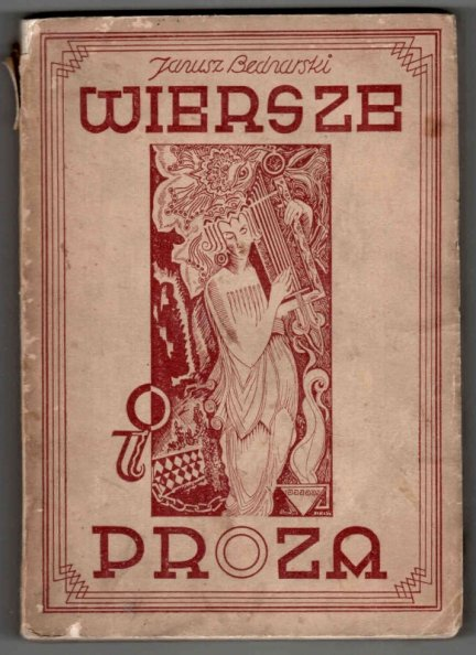 Bednarski Janusz - Wiersze i proza.