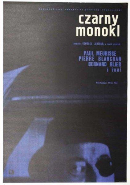 Zamecznik Stanisław - CZARNY monokl.