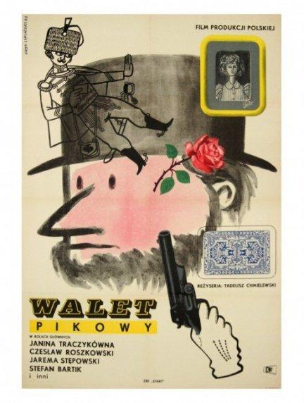 Lipiński Eryk - WALET pikowy.