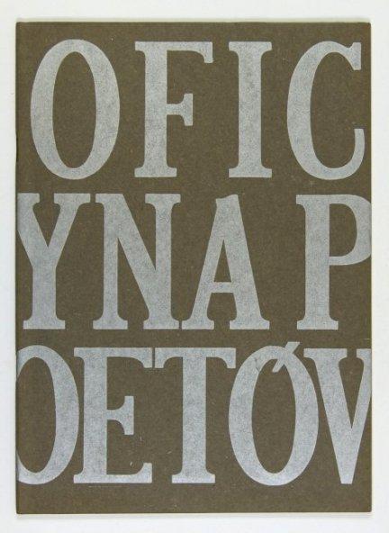 Oficyna Poetów. R. 2, nr 4 (7): XI 1967.